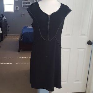 Max Studio Black Dress Sz L